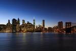 Manhattan by Night -